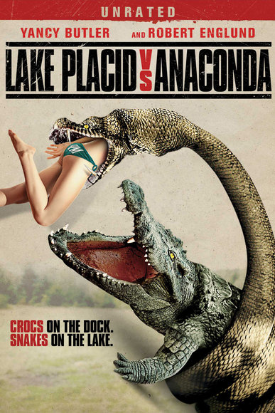 El Cocodrilo VS Anaconda (Lake Placid vs. Anaconda)