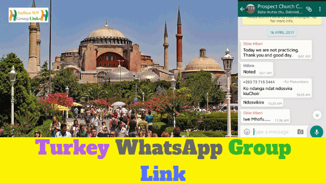 175+ Best Turkey Whatsapp Group Link List 2019