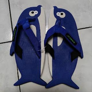 jual sancu dolphin,grosir sandal sancu, sandal dolphin