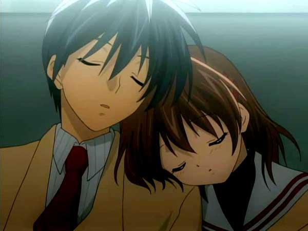 10 pasangan anime terbaik versi Charapedia - Tomoya Okazaki x Nagisa Furukawa (CLANNAD)