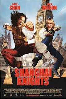 Shanghai Kid en Londres en Español Latino