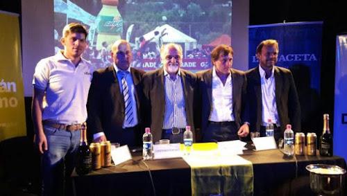 El Seven de Tafí del Valle se presentó en Buenos Aires