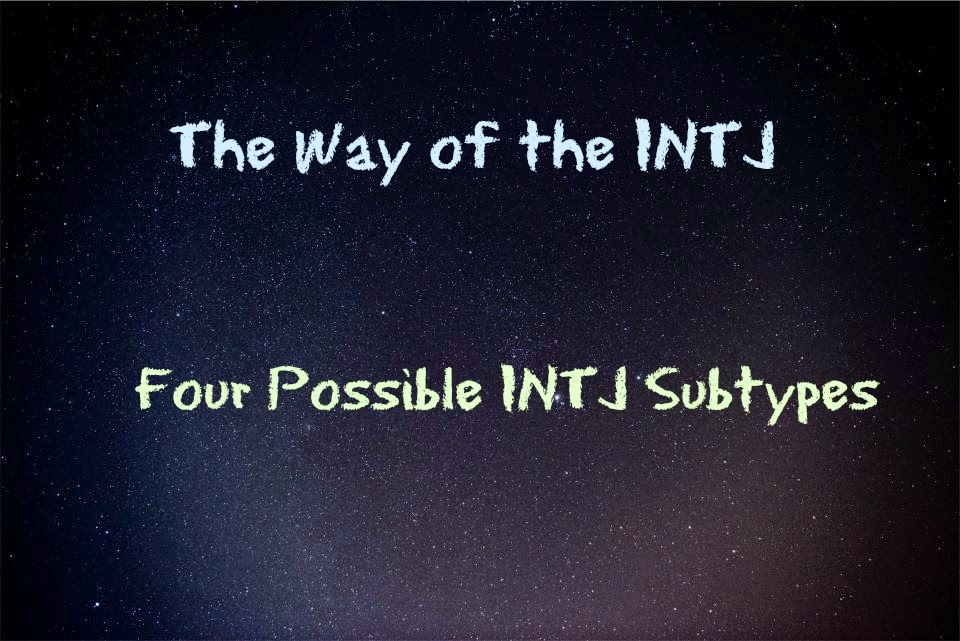 The Way of the INTJ