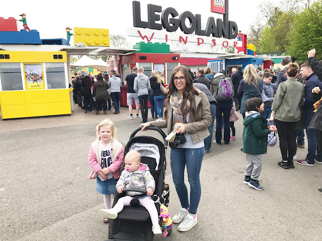Legoland Windsor with pre-schoolers