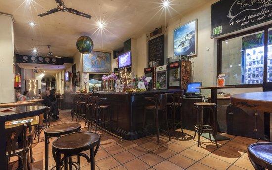 Travel Bar em Barcelona