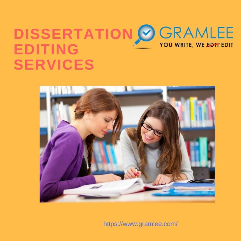 Phd thesis editing service uk
