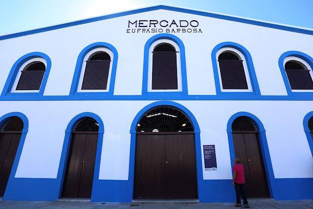 Centro Cultural Mercado Eufrásio Barbosa em Olinda