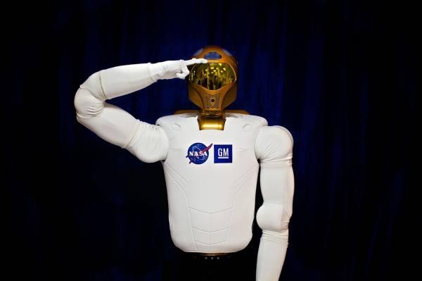 Il robot Robonaut