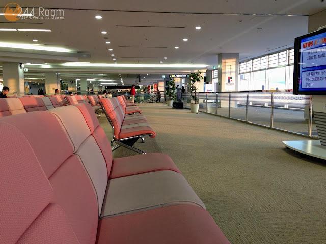福岡空港国内線ターミナル Fukuoka International Airport