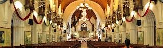 Santhome Church Chennai - San Thome Basilica | Tourist places in Chennai, India