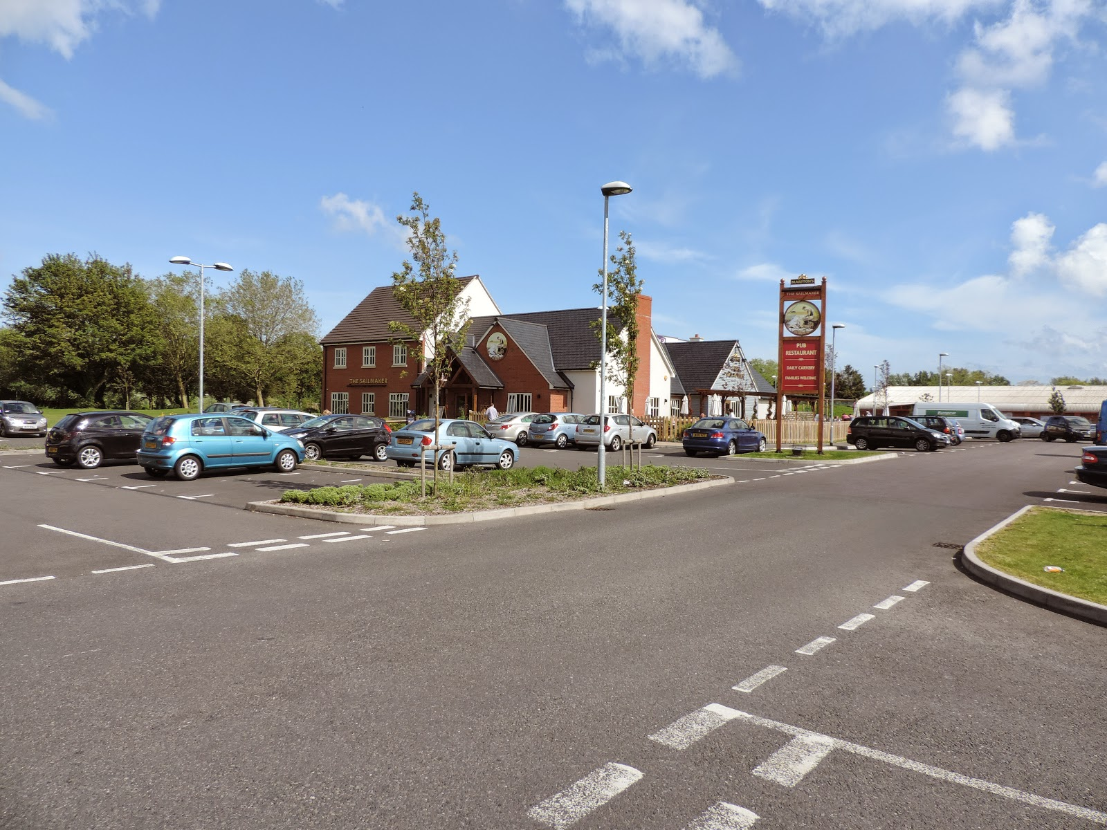 family restaurant and carvery by gosport leisure centre
