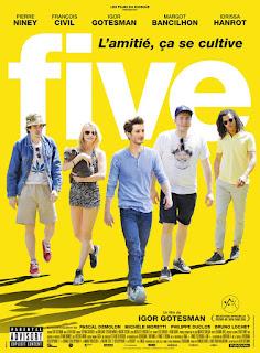 Watch Five (2016) movie free online