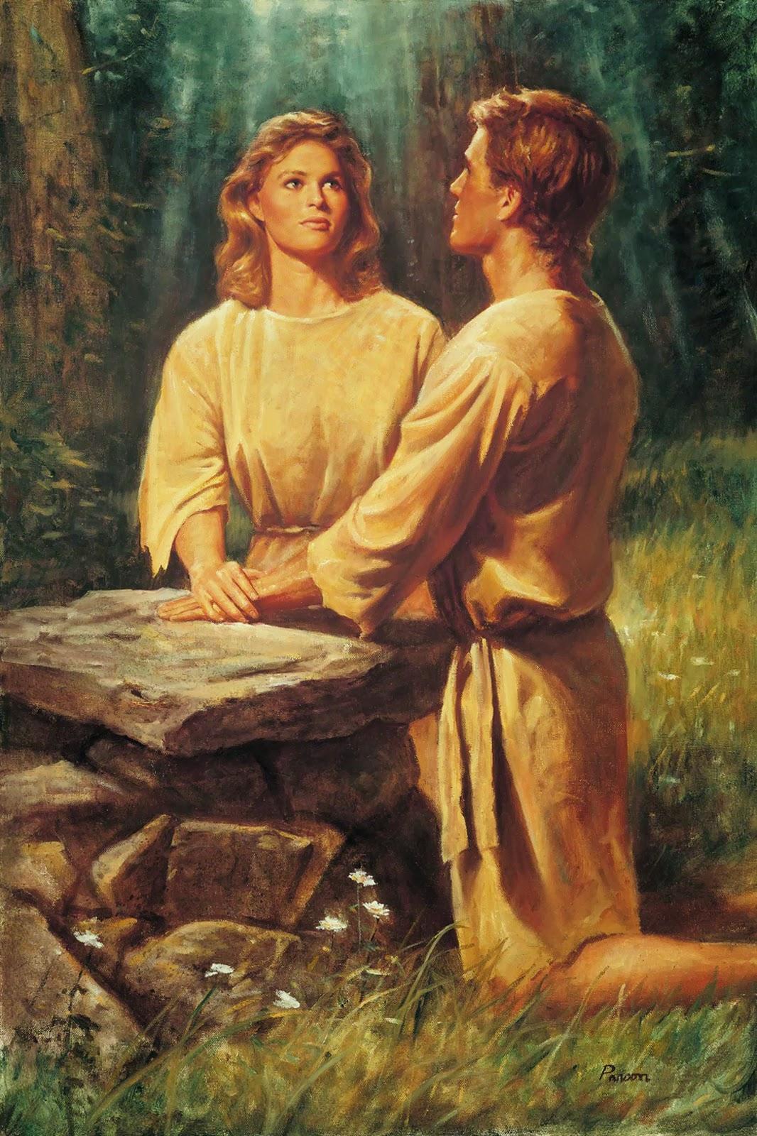 Adam &Eve