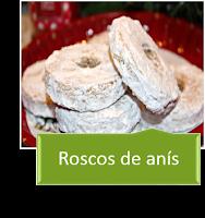 ROSCOS DE ANÍS
