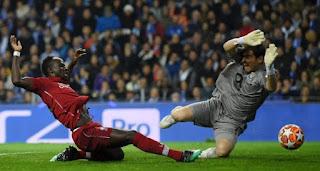 ليفربول يقصي فريق بورتو بنتيجة كبيرة وبتأهل الى نصف النهائي