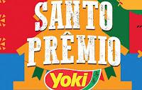 Promoção Santo Prêmio Yoki promoyokisantopremio.com.br