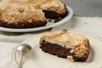 Torta Chocolate Merengada