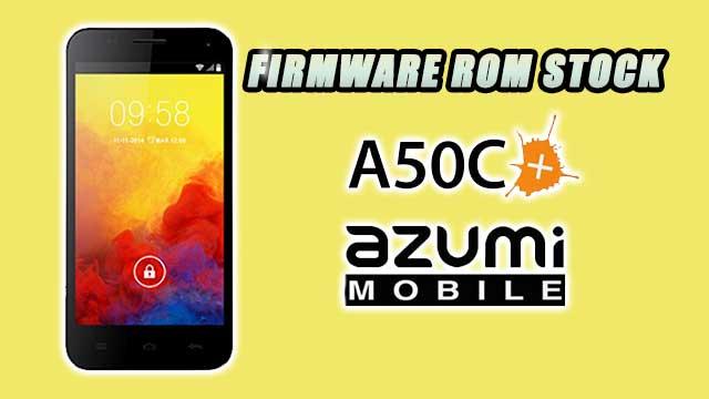 rom stock Azumi A50C+