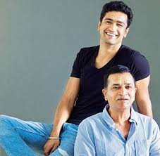 Vicky Kaushal Family Wife Son Daughter Father Mother Age Height Biography Profile Wedding Photos