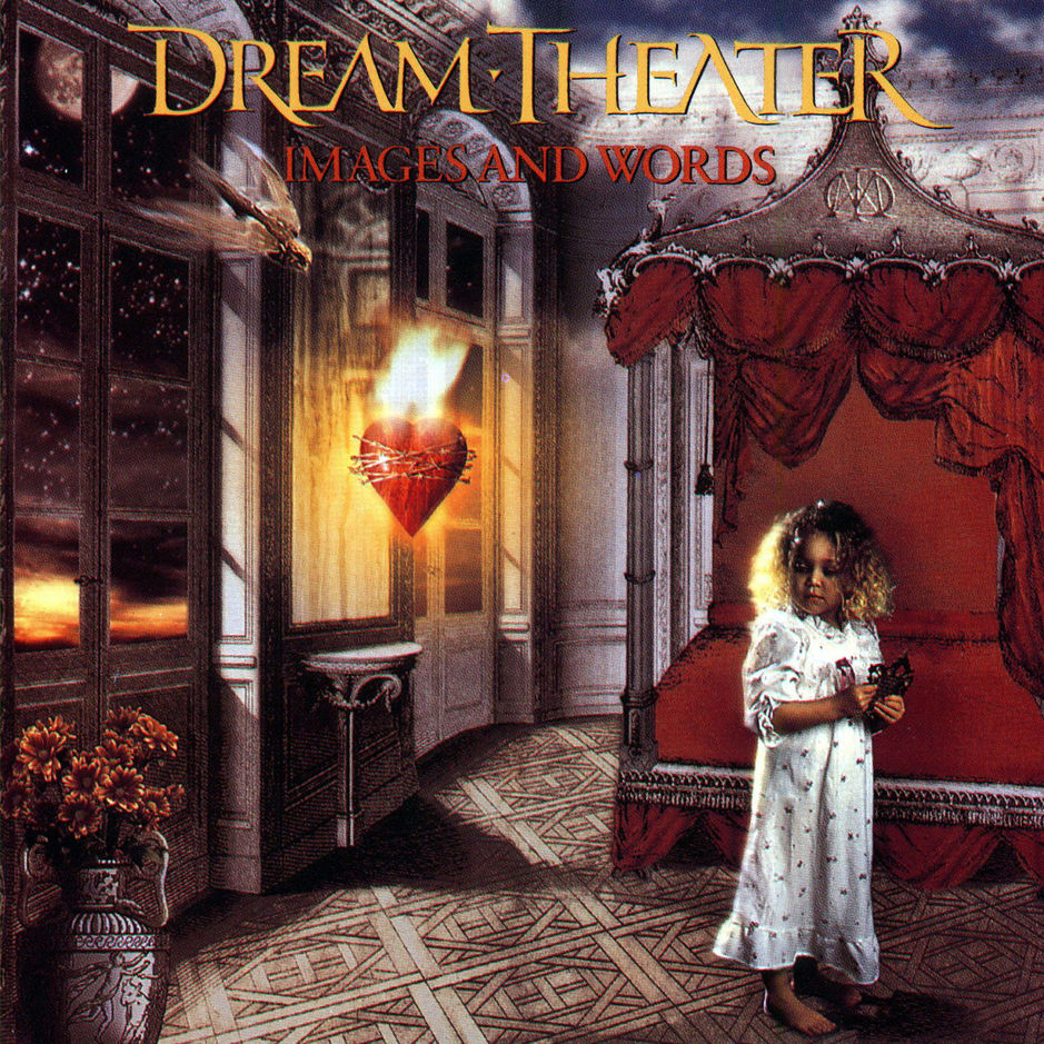 Dream Theater - Images and Words - Album (1992) [iTunes Plus AAC M4A]