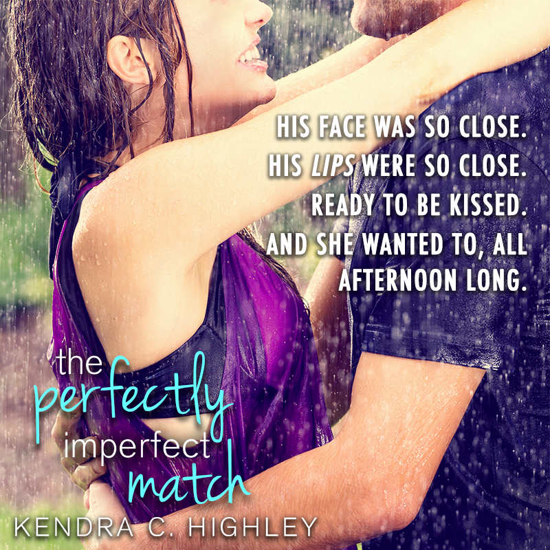 The Perfectly Imperfect Match Blog Tour