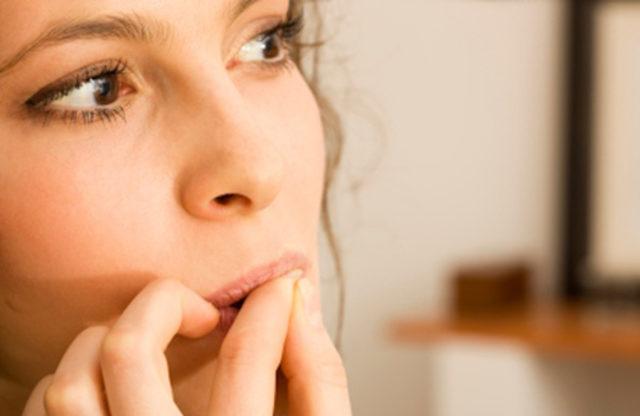 tırnak yeme alışkanlığı nasıl bırakılır