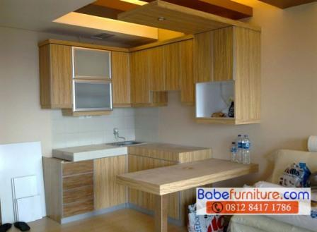 Babe furniture jasa pembuatan kitchen set cibubur 0812 for Jual kitchen set aluminium