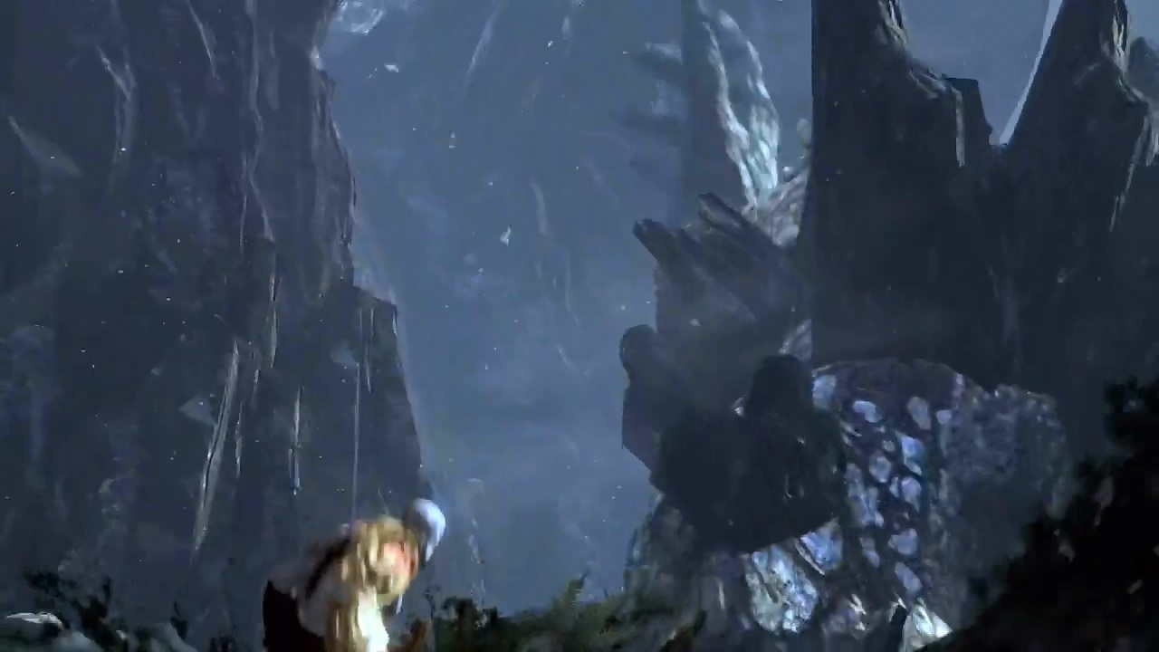 God Of War III Walkthrough (Part 1) - Gaia(1) | My Game