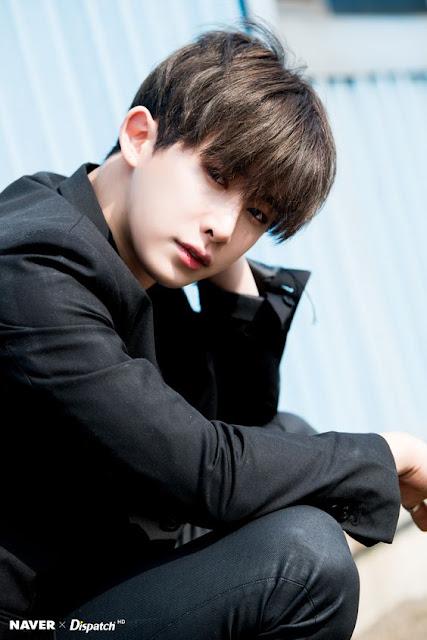 6. Wonho MONSTA X