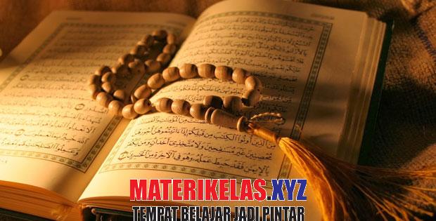 Materi Kelas 10 Quran Hadis Kurikulum 2013