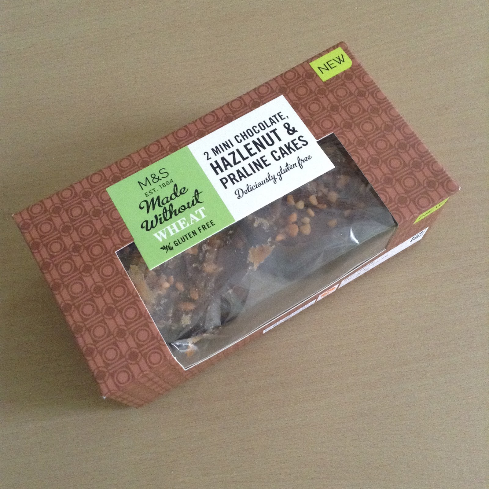 Marks And Spencer Gluten Free Chocolate Cake