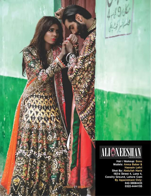 A mythical romance - shoot for Paperazzi magazine and niche lifestyle, featuring Amna Baber and Hasnain Lehri, shot by the brilliant Abdullah Harris Films.