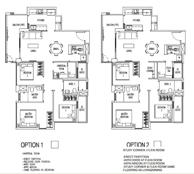 Parc Life EC Floor Plan