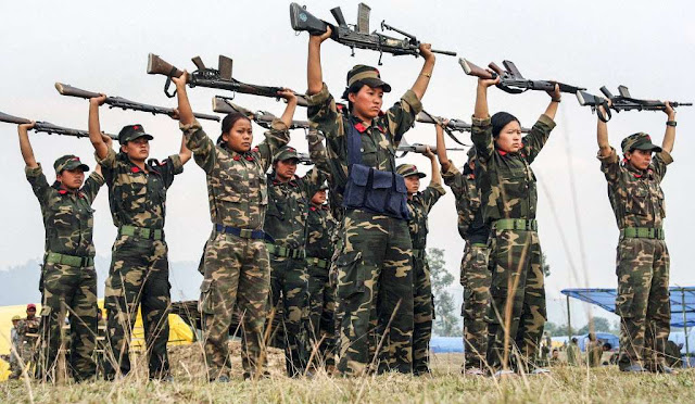 Maoist insurgency vs Eyecare in Nepal
