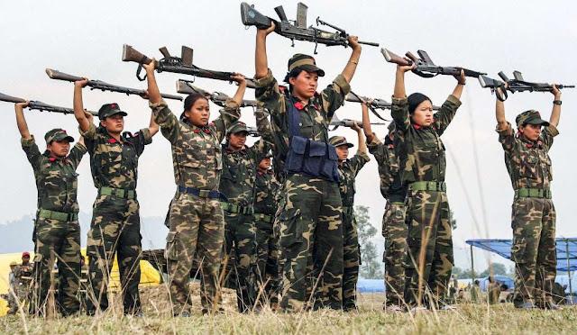 Maoist insurgency vs Eyecare in Nepal
