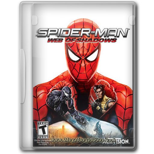 Spider Man Web Of Shadows Full Español