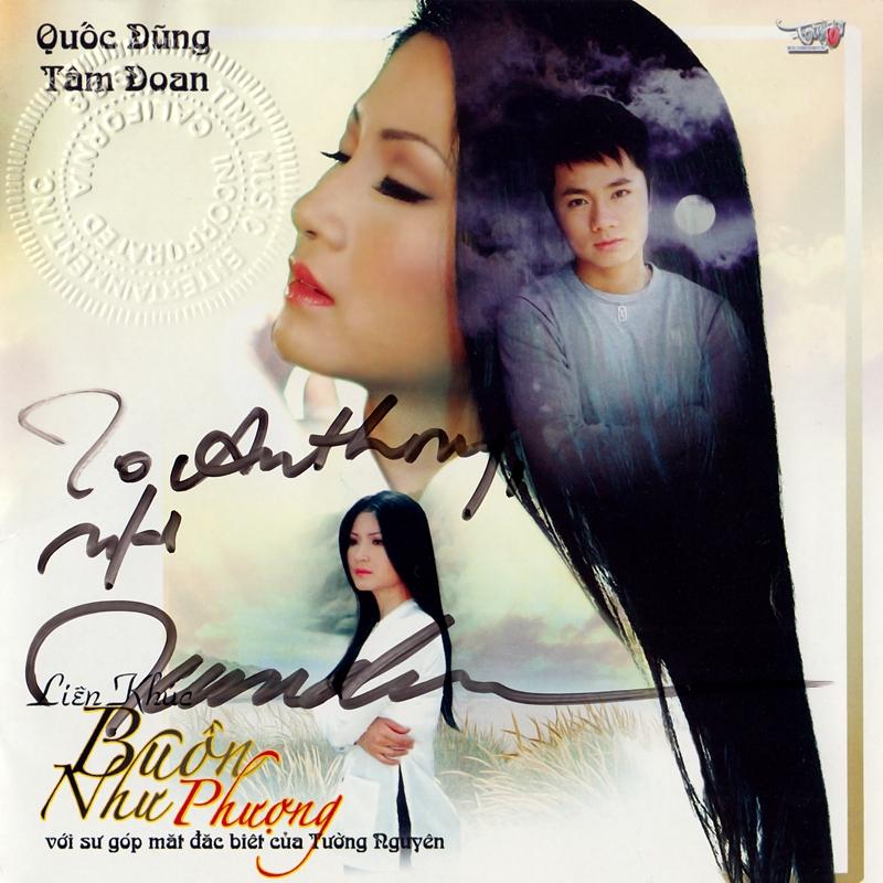 Tình Platinum CD042 - Liên Khúc Buồn Như Phượng (NRG) + bìa scan mới