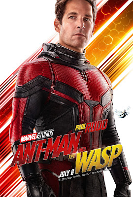 Marvel's Ant-Man and the Wasp Scott Lang poster