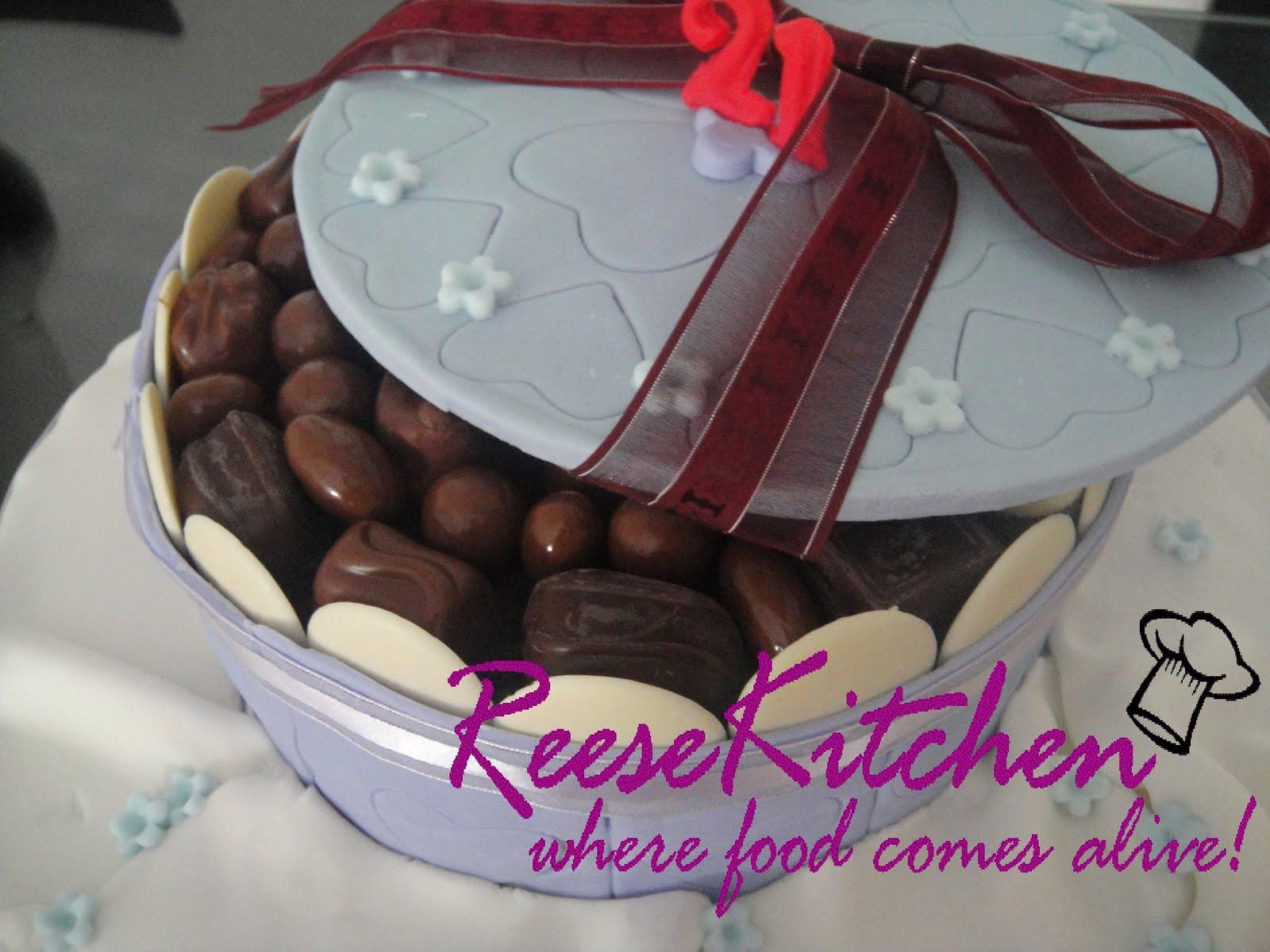 Carol Deacon Chocolate Cake