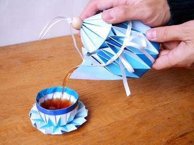 simple origami art