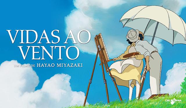 Vidas ao Vento / Kaze Tachinu / The Wind Rises (FILME COMPLETO)