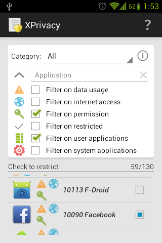 root xprivacy installer apk download