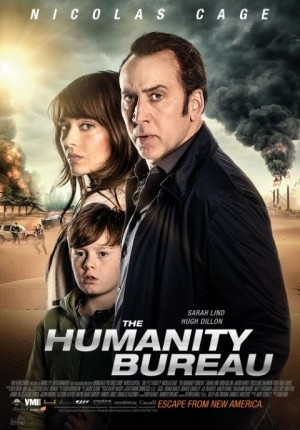 Film THE HUMANITY BUREAU 2018