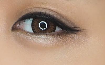 Simple Eyemakeup tutorial