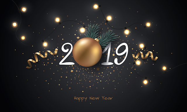 Wallpapers For New year 2019