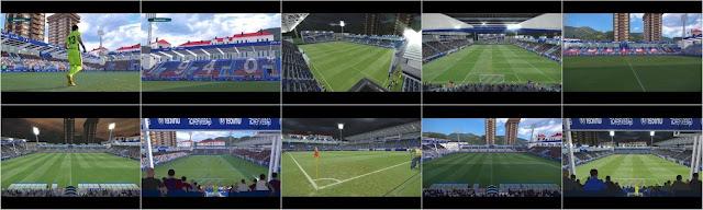 Estadio Ipurua (SD Eibar) PES 2017