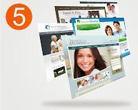 Solution21 gift idea #5 Dental and Medical Websites