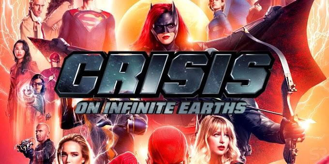 Crisis on Infinite Earths İzleme Sırası!