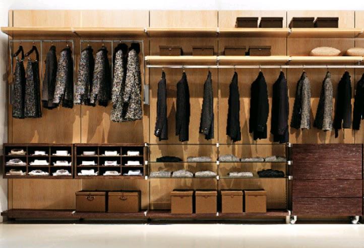 Cabine Armadio Muratura : Consigli d arredo tipologie di cabina armadio
