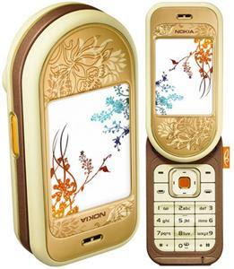 Nokia 7373 xoay 360 độ